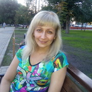 Оксана Вдовенко on My World.
