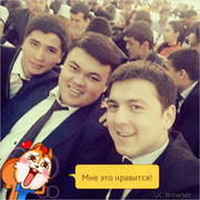 Axrorbek Rustamov on My World.