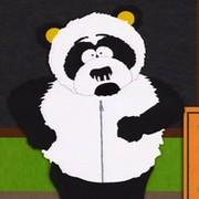 Панда сексуальное домогатество